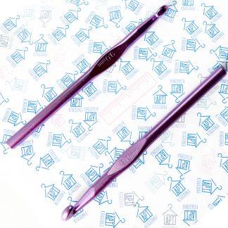 Крючок металлический для вязания 9 мм
