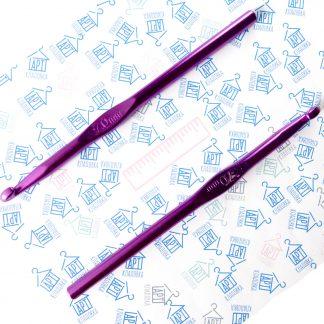 Крючок металлический для вязания 7 мм