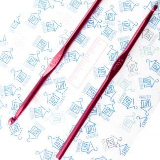 Крючок металлический для вязания 5 мм