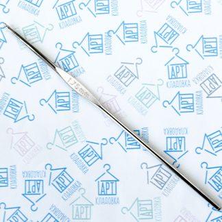 Крючок металлический для вязания 1,75 мм