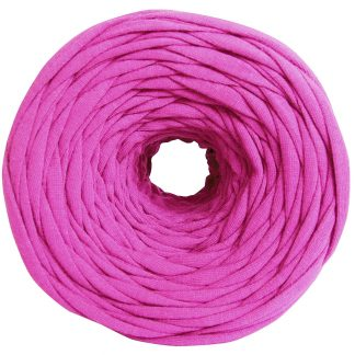 Трикотажная пряжа Pastel XL Розовая Барби (85м)